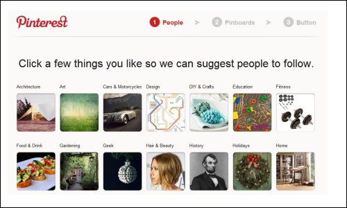Image result for Creating Your Pinterest Profile