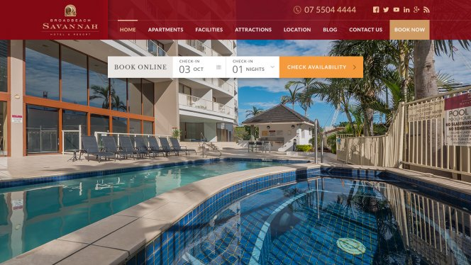 Broadbeachsavannah Home Rev