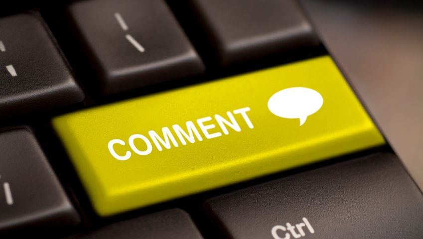 How to Moderate Your Blog Comments