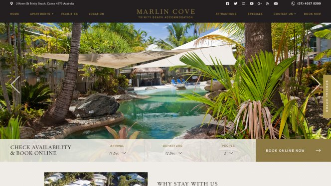 Marlincove Home Rev